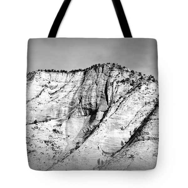 Sacred Mountain Tote Bag