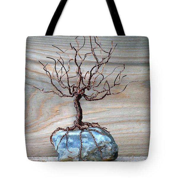 Sacred Oak Tote Bag