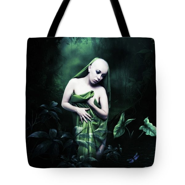 Sacred Path Tote Bag
