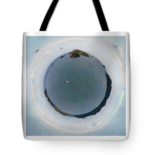 Sacred Planet - Rainbow Warrior _nz Tote Bag