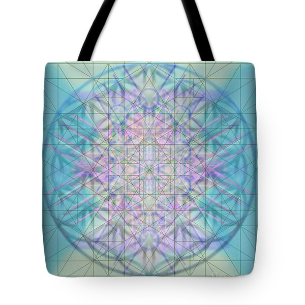 Sacred Symbols Out Of The Void 4b Tote Bag