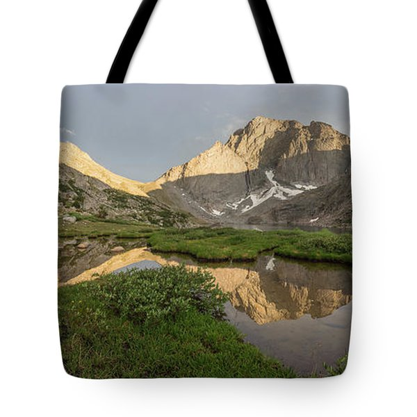 Tote Bag featuring the photograph Sacred Temple by Dustin LeFevre