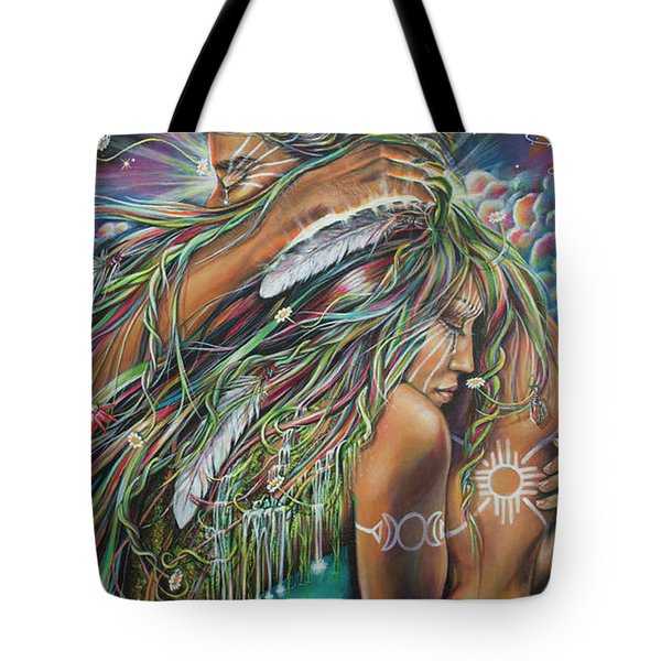 Sacred Union Tote Bag