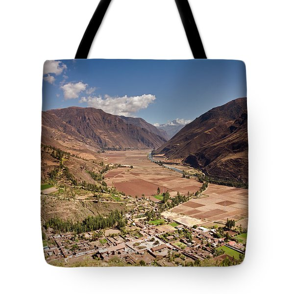 Sacred Valley Tote Bag