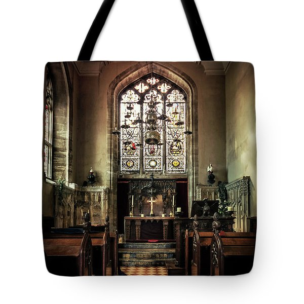 Sacredness  Tote Bag