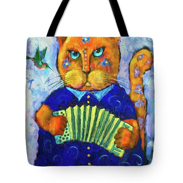 I Wanna Be A Hummingbird Tote Bag