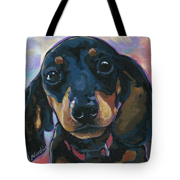 Sadie Tote Bag by Nadi Spencer