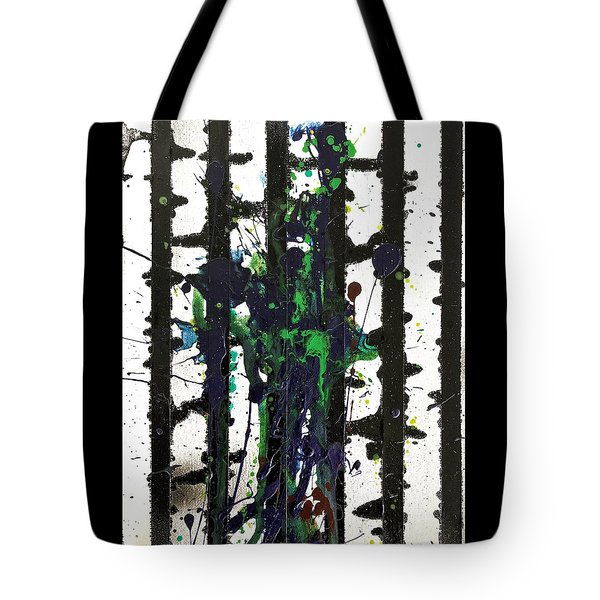 Tote Bag featuring the painting Sadie by Robbie Masso