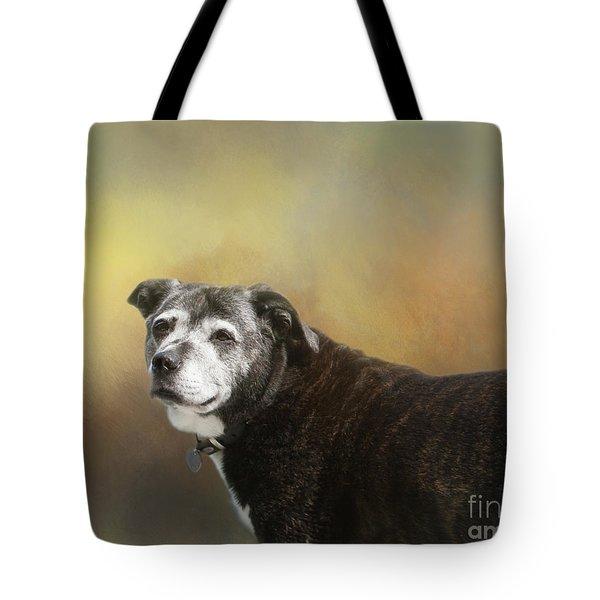 Sadie Tote Bag by Victoria Harrington