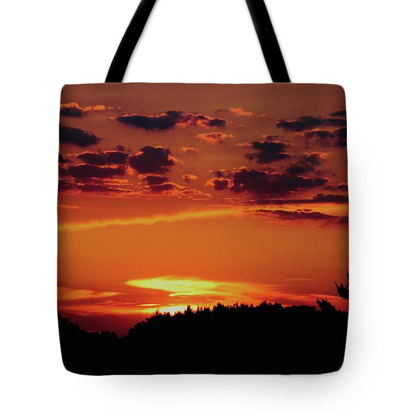 Sadie's Sunset Tote Bag by Bruce Patrick Smith
