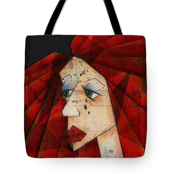 Sadness Tote Bag