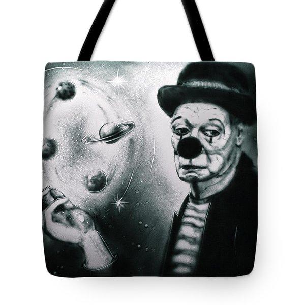 Sadness Of Creator Tote Bag