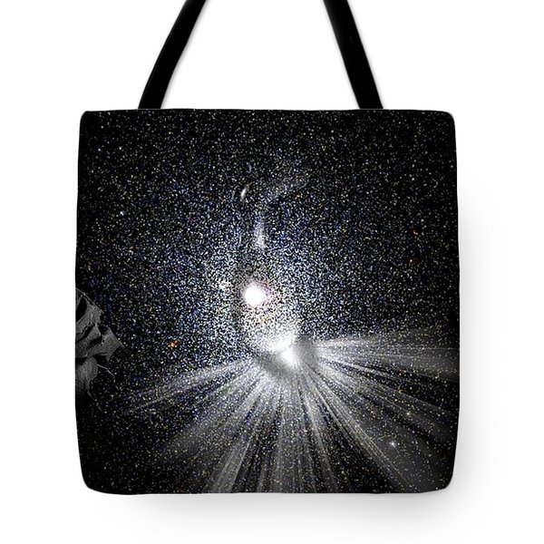 Sadnesses Are Beauties Erased By Suffering Tote Bag