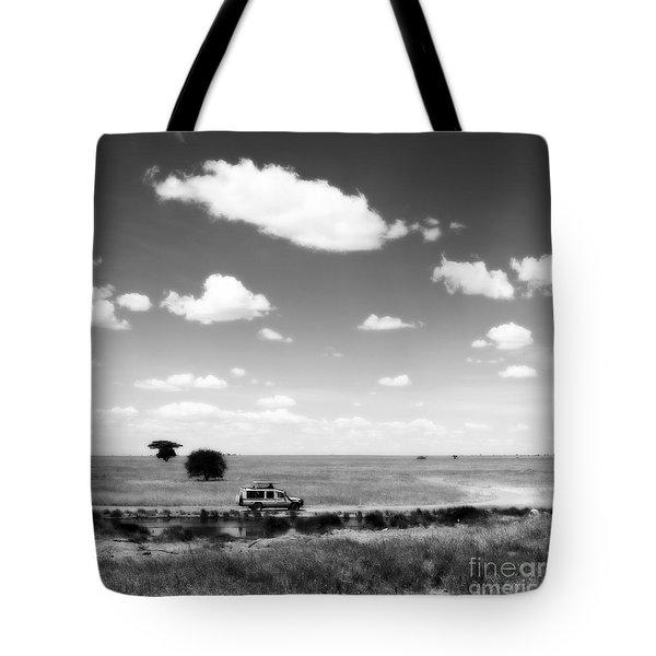 Safari Sky Tote Bag