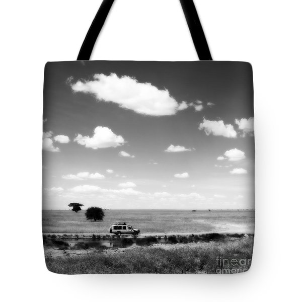 Safari Sky Tote Bag