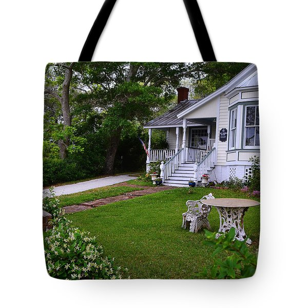 Safe Haven House Southport Tote Bag