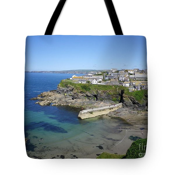 Safe Haven Tote Bag by Richard Brookes