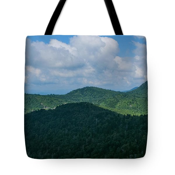 Safe In The Stronghold Tote Bag