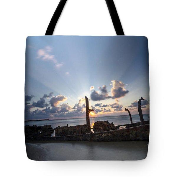 Safe Shore 02 Tote Bag