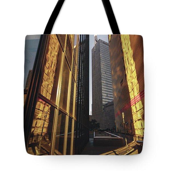 Saffron Tote Bag
