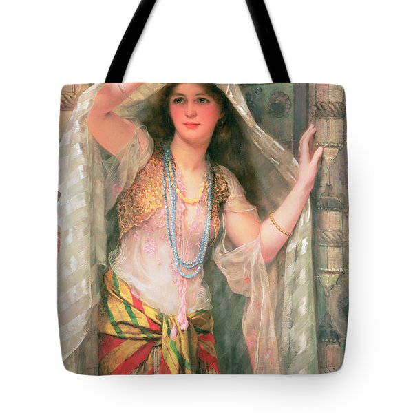 Safie Tote Bag by William Clark Wontner
