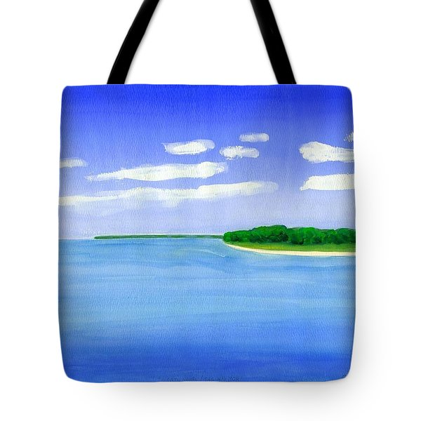 Sag Harbor, Long Island Tote Bag