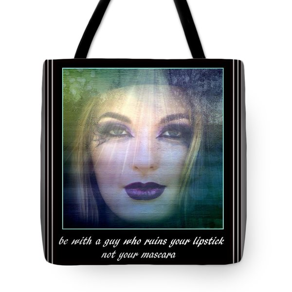 Sage Advice Tote Bag by Irma BACKELANT GALLERIES