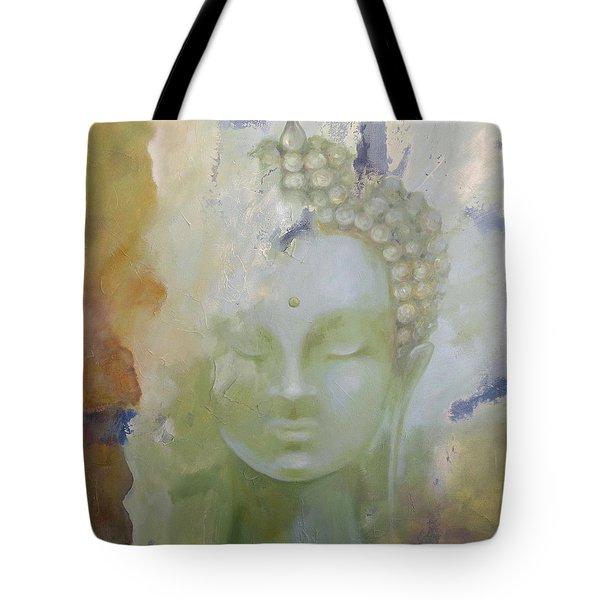 Sage Buddha Tote Bag