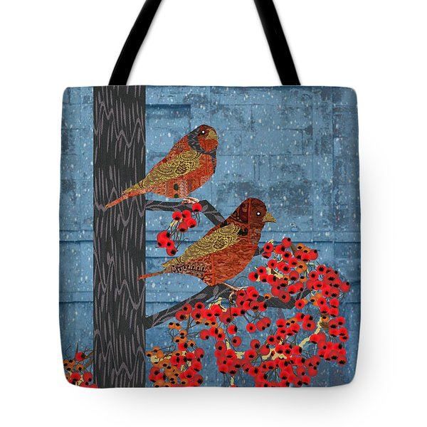 Tote Bag featuring the digital art Sagebrush Sparrow Long by Kim Prowse
