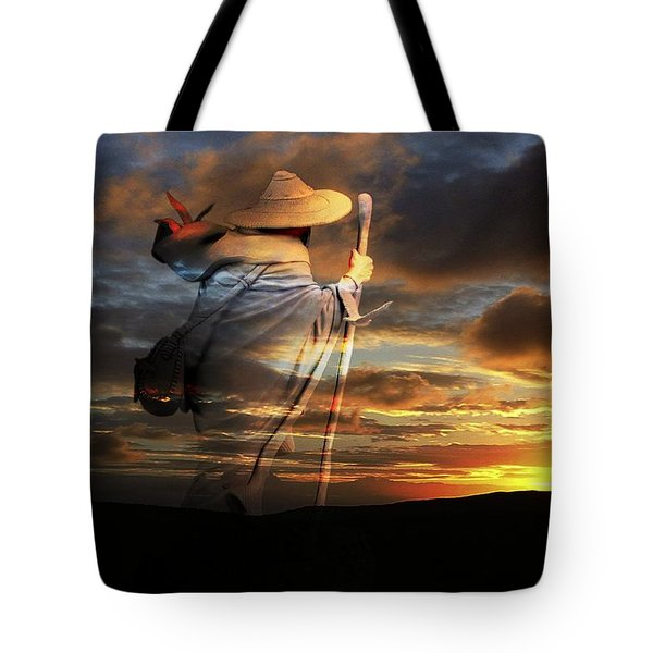 Sages Of The Universe Tote Bag