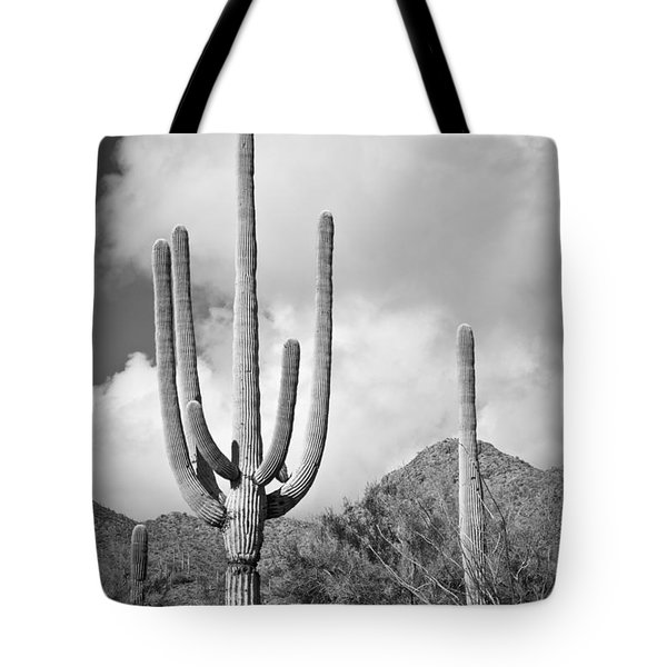 Saguaro Tote Bag
