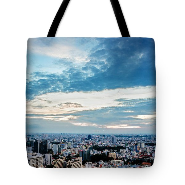 Sai Gon Afternoon Tote Bag