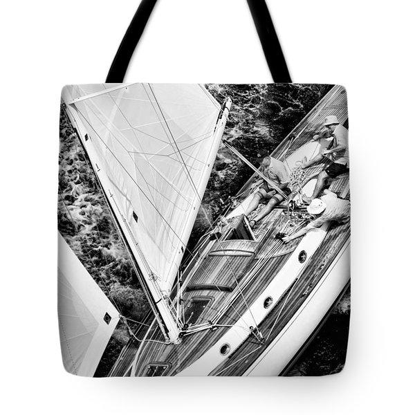 Sailing A Classic Tote Bag