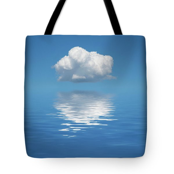 Sailing Away Tote Bag by Jerry McElroy
