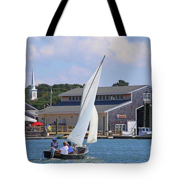 Sailing The Dorothy Tote Bag