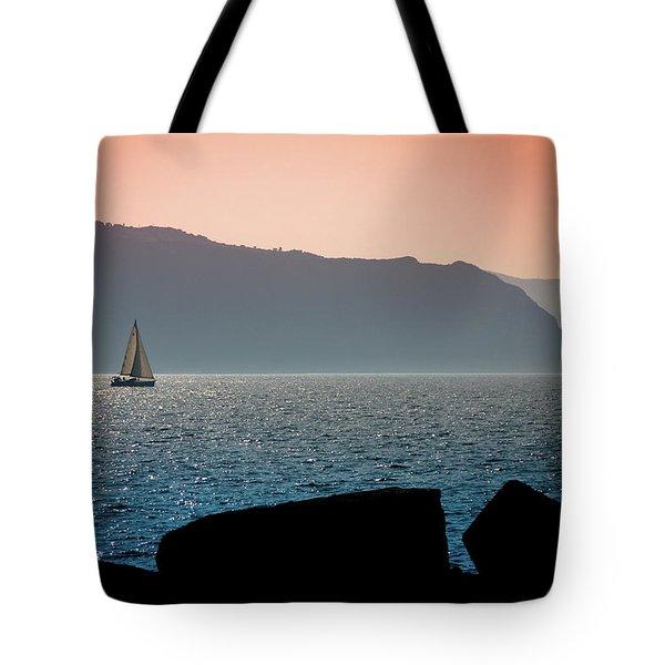 Sailng Tote Bag