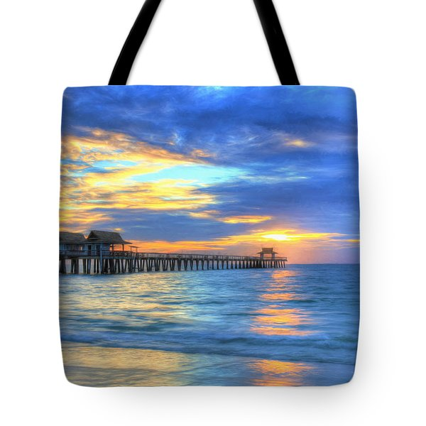 Sailor's Delight Tote Bag by Sharon Batdorf
