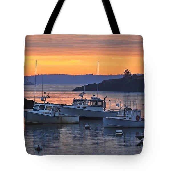 Sailors Dream Tote Bag