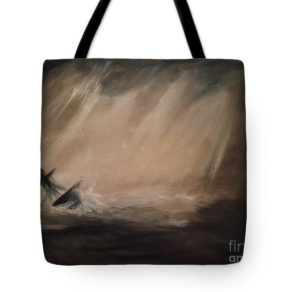 Sailors Farewell Tote Bag