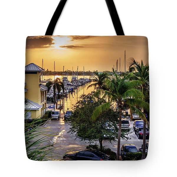 Sailor's Return Tote Bag