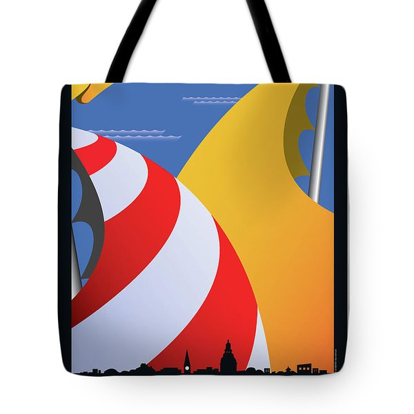Sails Tote Bag