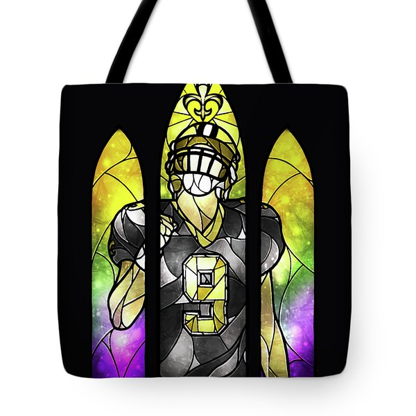 Saint Brees Tote Bag