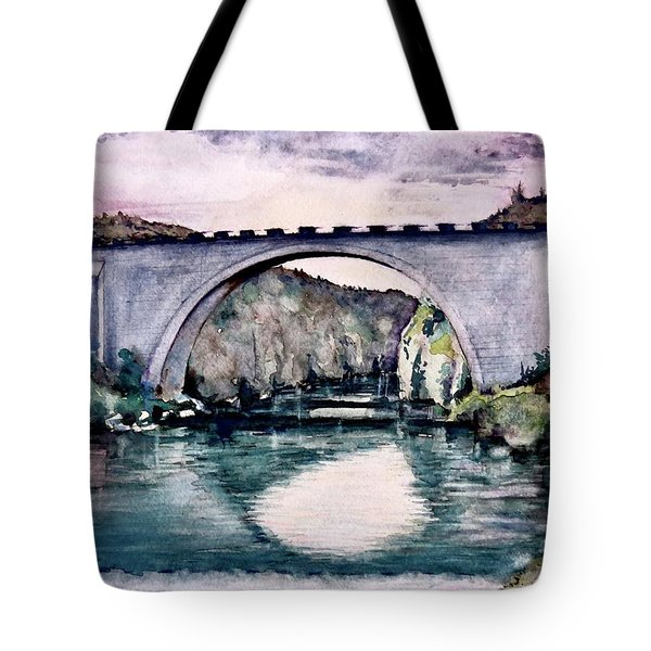 Saint Bridge Tote Bag