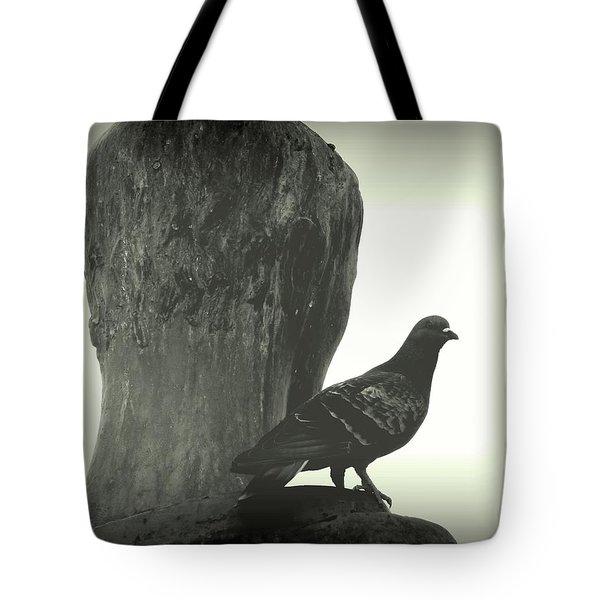 Saint Francis Tote Bag by Beto Machado