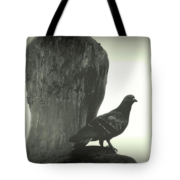 Saint Francis Tote Bag