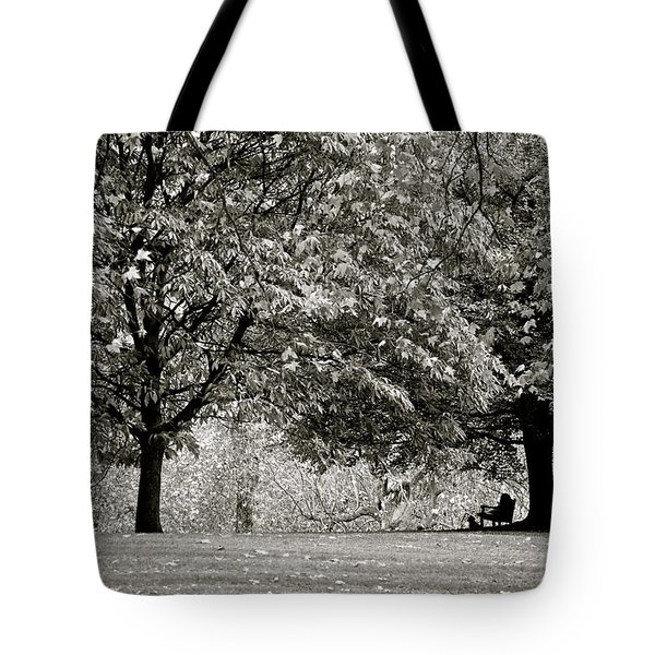 Saint James Repose Tote Bag