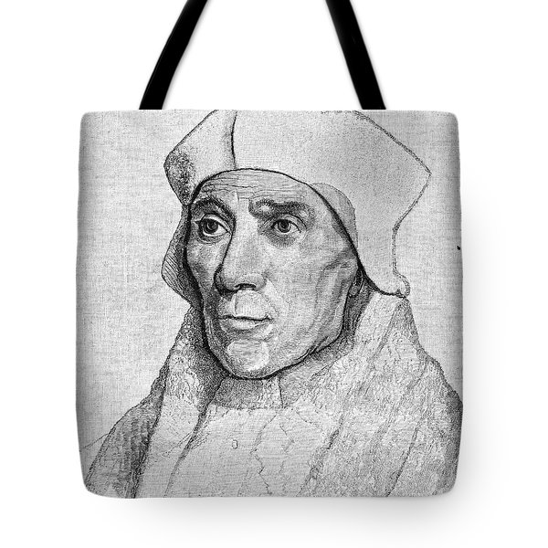 Saint John Fisher Tote Bag by Granger
