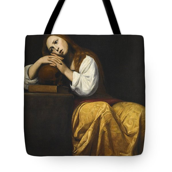 Saint Mary Magdalene Tote Bag