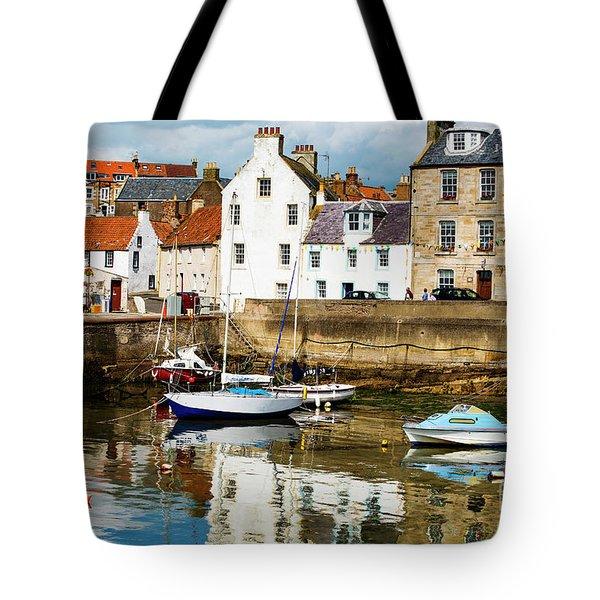 Saint Monans Tote Bag