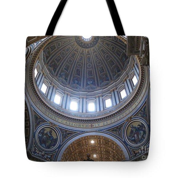 Saint Peter's Dome 2 Tote Bag